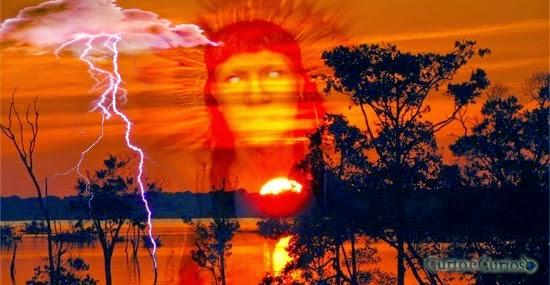 os deuses dos índios brasil