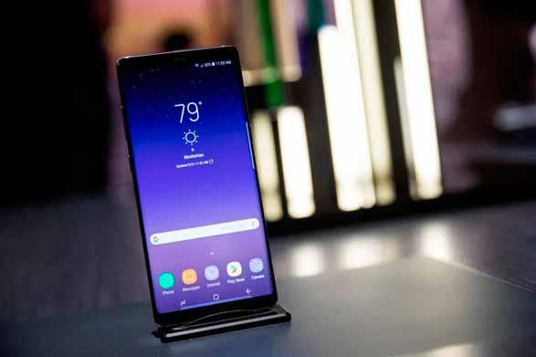 ¿Cómo instalar un widget en teléfonos Samsung?