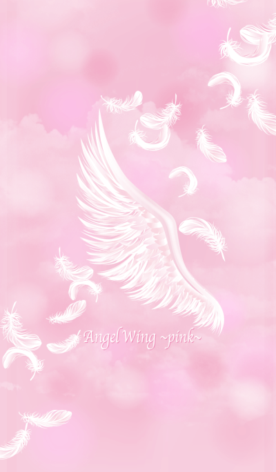Angel wing pink