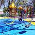 Parque DIF cuenta con juegos para niños con discapacidad