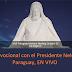 Transmisión en VIVO del Devocional con Presidente Nelson en Paraguay