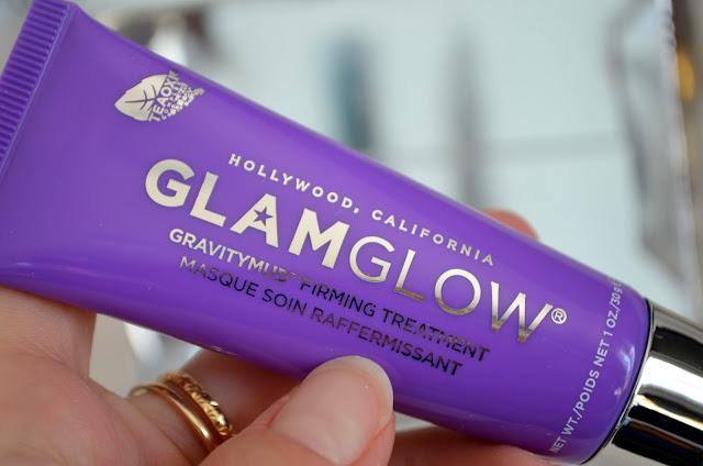 glamglow, soin, raffermissant, visage, cosmétiques, beauté