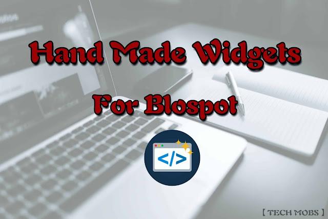 Best Blogger Widgets