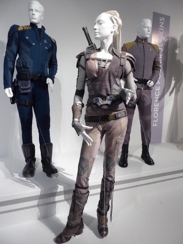 Sofia Boutella Star Trek Jaylah costume