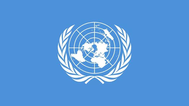 logo Perserikatan Bangsa-bangsa (PBB)