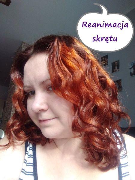 Reanimacja włosów. Jak reanimować fale i loki po nocy - moje sposoby + przepis na reanimujące psikadełko :)