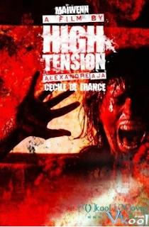 فيلم الرعب High Tension ) Haute tension ) مترجم