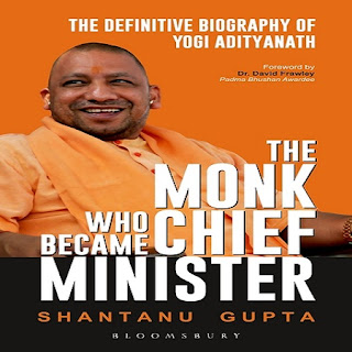 The Monk Who Became Chief Minister PDF