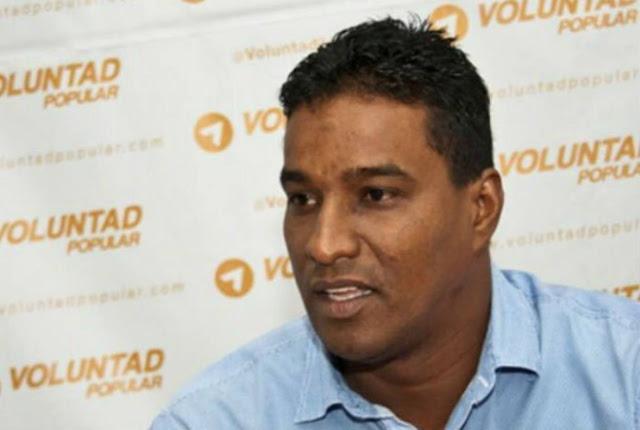 Delson Guarate se habría postulado en las elecciones municipales