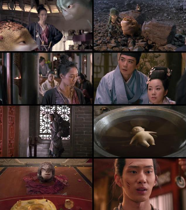 Monster Hunt 2015 Dual Audio ORG Hindi 480p BluRay