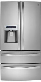 Kenmore Refrigerator 72053, appliances