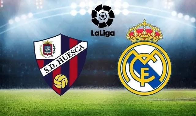 ريال مدريد وهويسكا والقنوات الناقله والمعلقين 31-3-2019 ! Huesca VS Real Madrid
