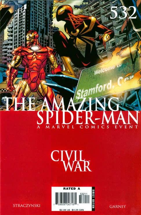 CHAPTER 22: SPIDER-MAN UNMASKED / DAREDEVIL VS DAREDEVIL