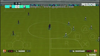 Download PES 2019 Mod JBWPES 2.0 Kamera Jauh for PSP Android