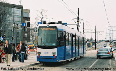 N8S-NF, MPK Kraków