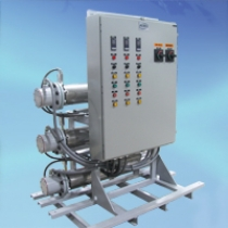 skid mounted heater