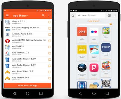 تطبيق App Sharer مدفوع للاندرويد - رابط مباشر