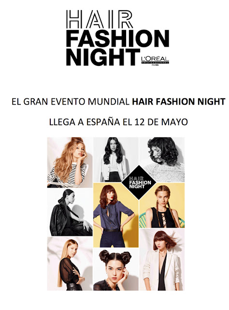 Hair Fashion Night de L'Oréal Professionnel