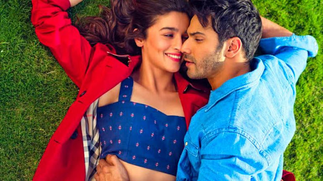 Alia Bhatt-Varun Dhawan: Creates magic on our off-screen connect screen