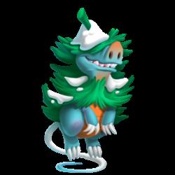 Pine Dragon (Teen)