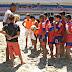Clínica de Fútbol Playa Previo al inicio del Torneo Clausura (VIDEO).