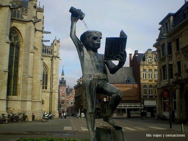 Lovaina, Flandes, Bélgica