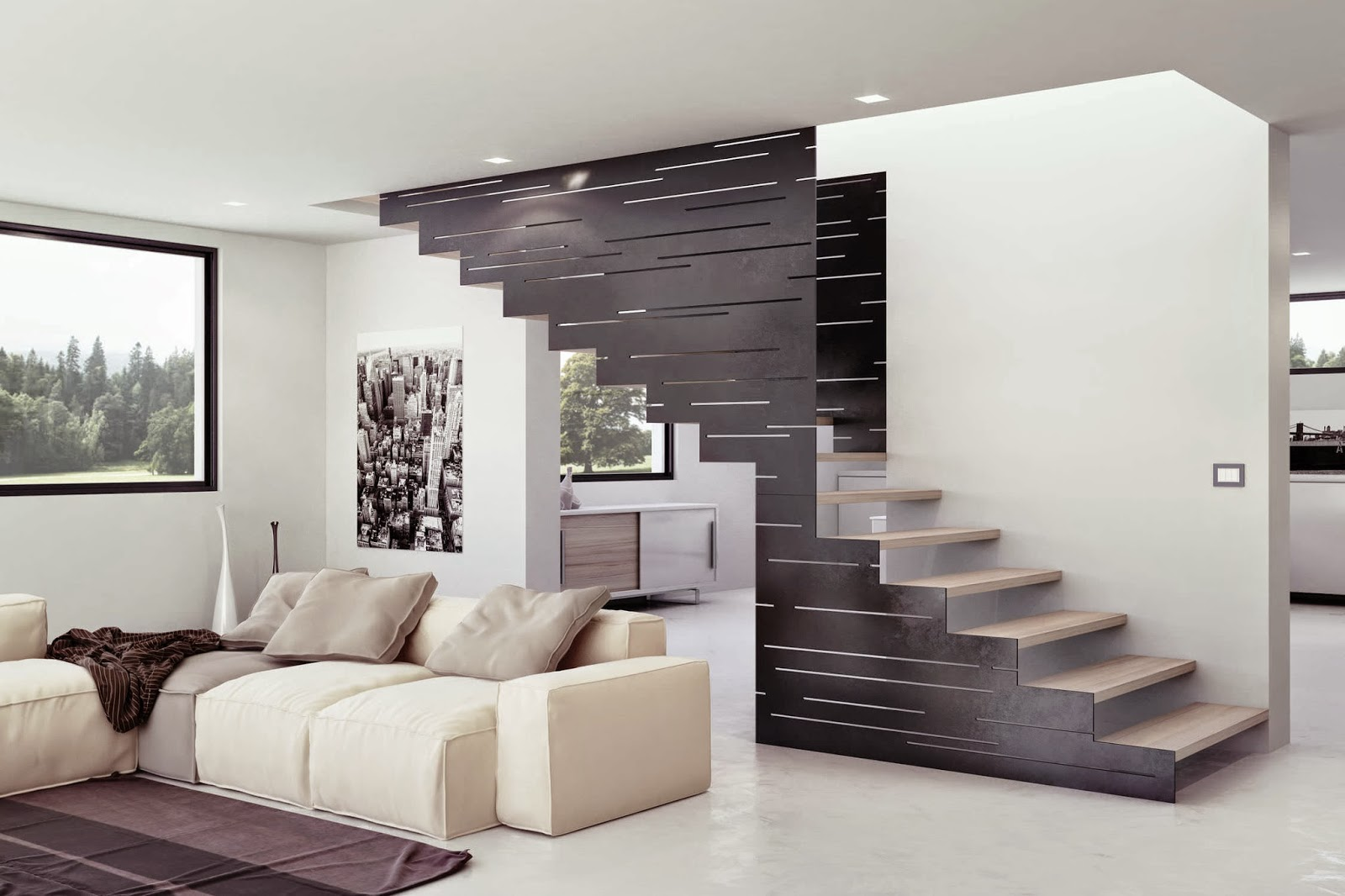 escaleras de casa