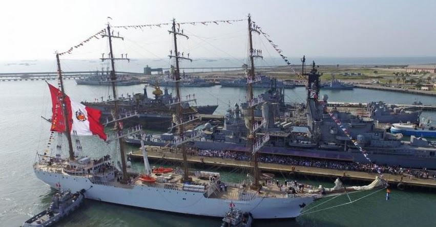 Conoce el Buque Escuela BAP Unión, la más grande de América [INGRESO LIBRE] Marina de Guerra del Perú - www.marina.mil.pe