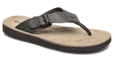 model sandal kickers