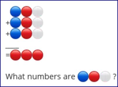 Number Dot Algebric Riddle