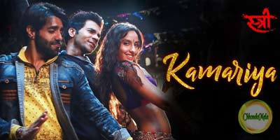 KAMARIYA LYRICS-Stree Poster