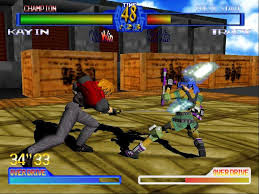 Download Battle Arena Toshinden Games PS1 For PC Full Version ZGASPC