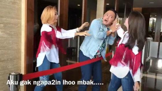 Beredar! Video Parodi Labrak Pelakor Yang Jadi Viral