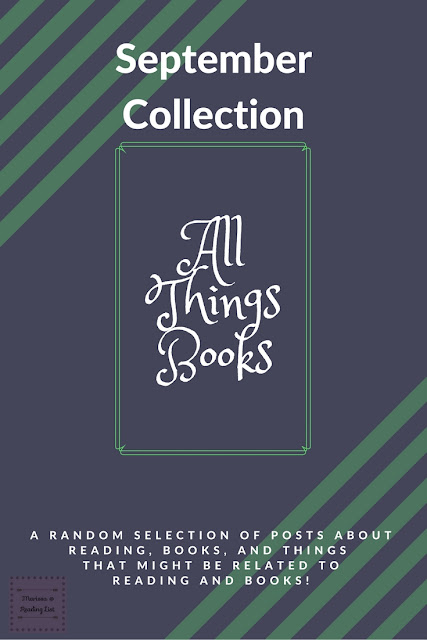 All Things Books September Collections