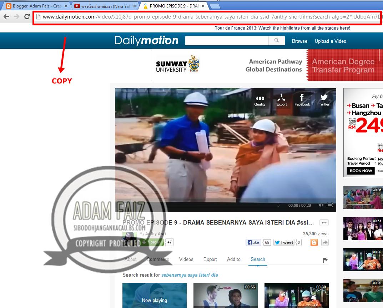 Tutorial Download Video dari DailyMotion,YouTube dan lain ... - photo#9