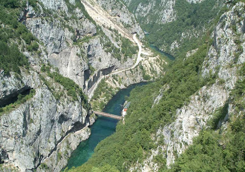Estrada do Cânion Piva – Montenegro