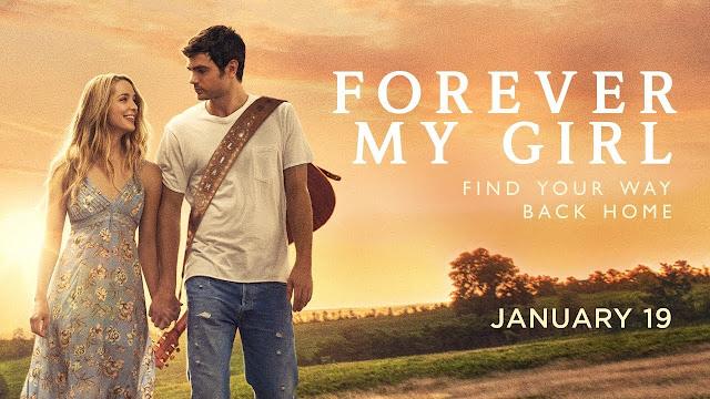 فيلم forever my girl جديد إصدارات السينما هذا الأسبوع 19 يناير 2018