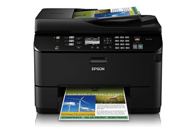 Epson WorkForce Pro WP-4530 printer