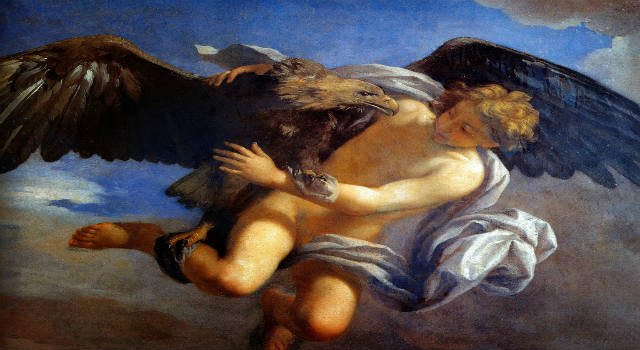 Ancient Greece: The Eagle as a symbol in Ancient Greece