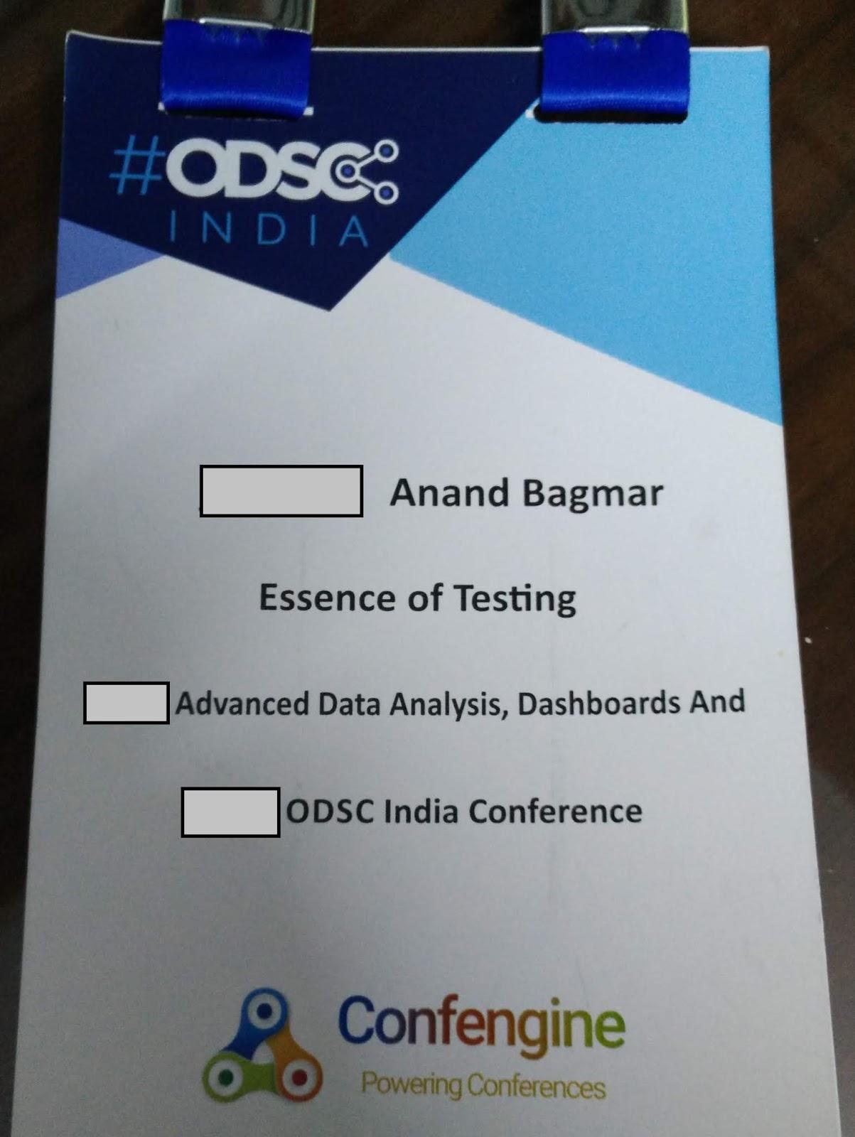 Essence of Testing