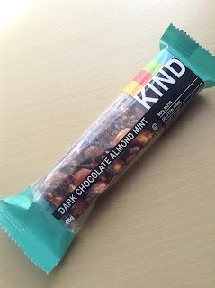 Kind Snacks Dark Chocolate Almond & Mint Bar