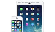 How to Solve Cannot Get Mail Error on iOS Device