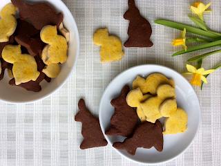Pohankovo-ovesné sušenky