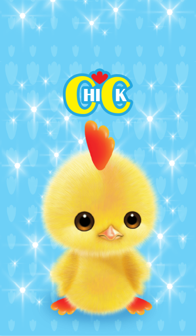 Chick. cute
