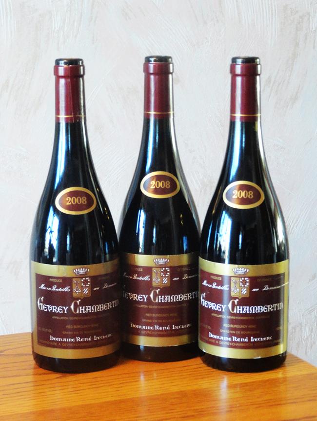 Club Des Degustateurs De Grands Vins Gevrey Chambertin Domaine
