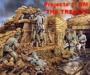 "Projecte didàctic ""THE TRENCH"""