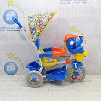 sepeda roda tiga royal gajah mexico