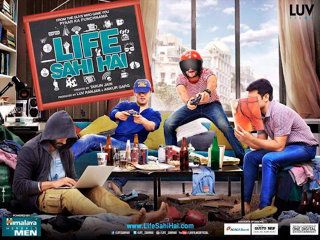 'Life Sahi Hai' New Web Series Plot Wiki,Cast,Song,Watch Online