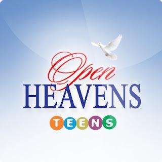Teens' Open Heavens 3 November 2017 by Pastor Adeboye - Robber Of God's Temple?