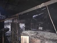 Пожар в селе Новопышминское (ФОТО,ВИДЕО,СИНХРОН)